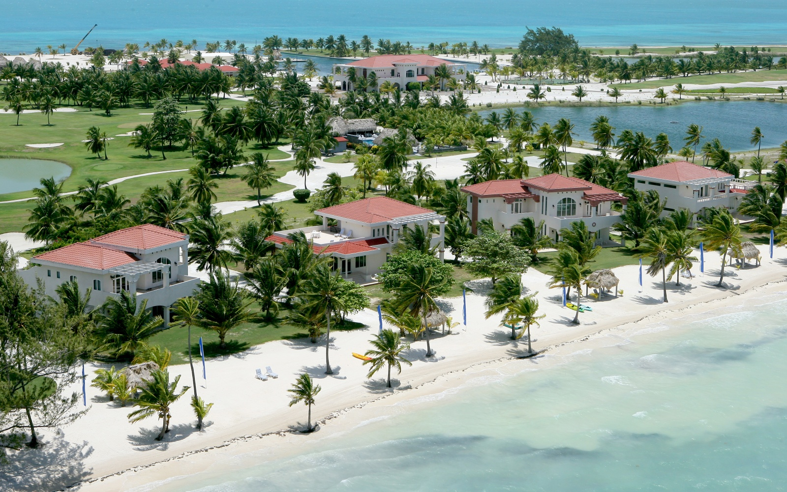 Caye Chapel Island ResortBelize