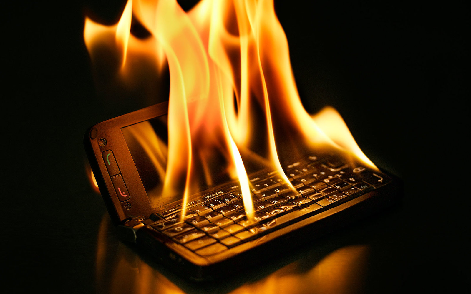 Woman S Phone Catches Fire Mid Flight Travel Leisure