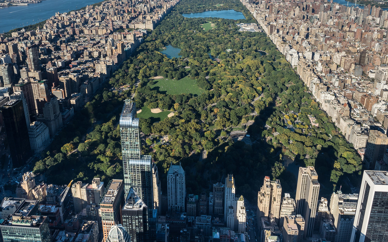 How to use Central Park as a giant sundial