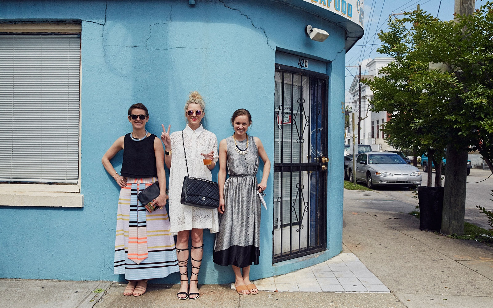 Travel Diary Charleston