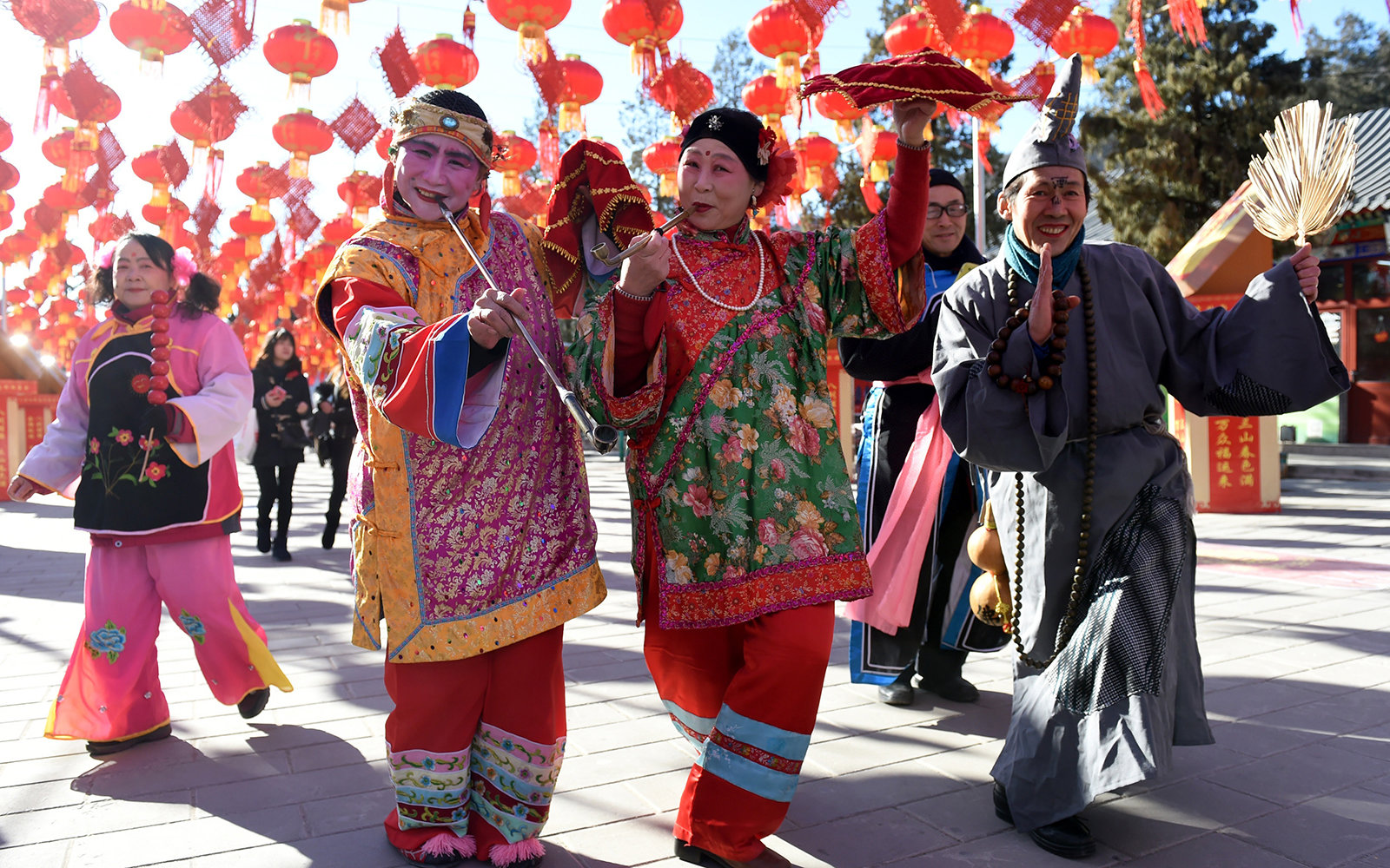 Beijing S 5 Best Celebrations For Chinese New Year