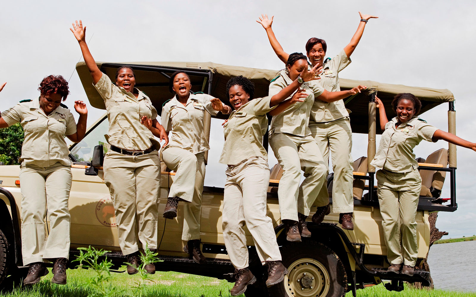 Chobe Angels: Africa's First All-Female Safari Guide Team