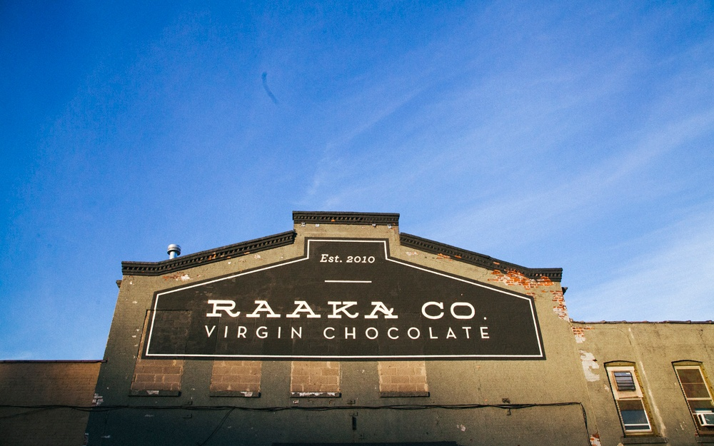 Raaka Company Virgin Chocolate