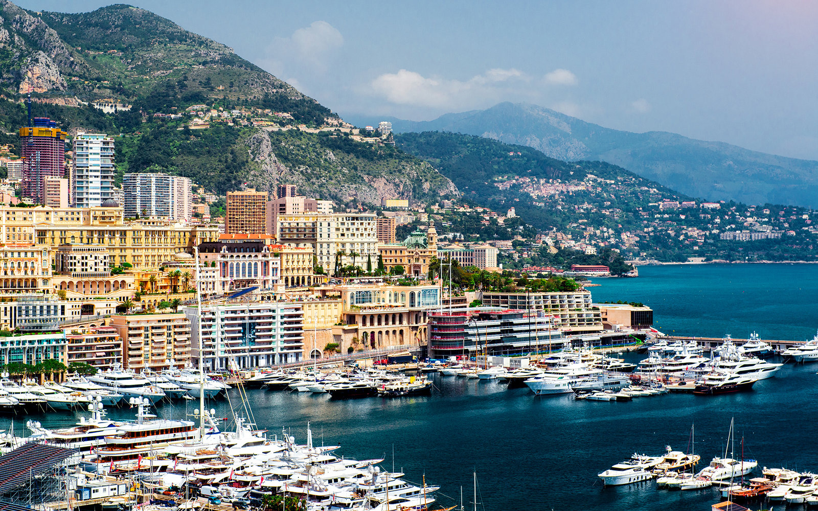 Monaco and Cannes, French Riviera