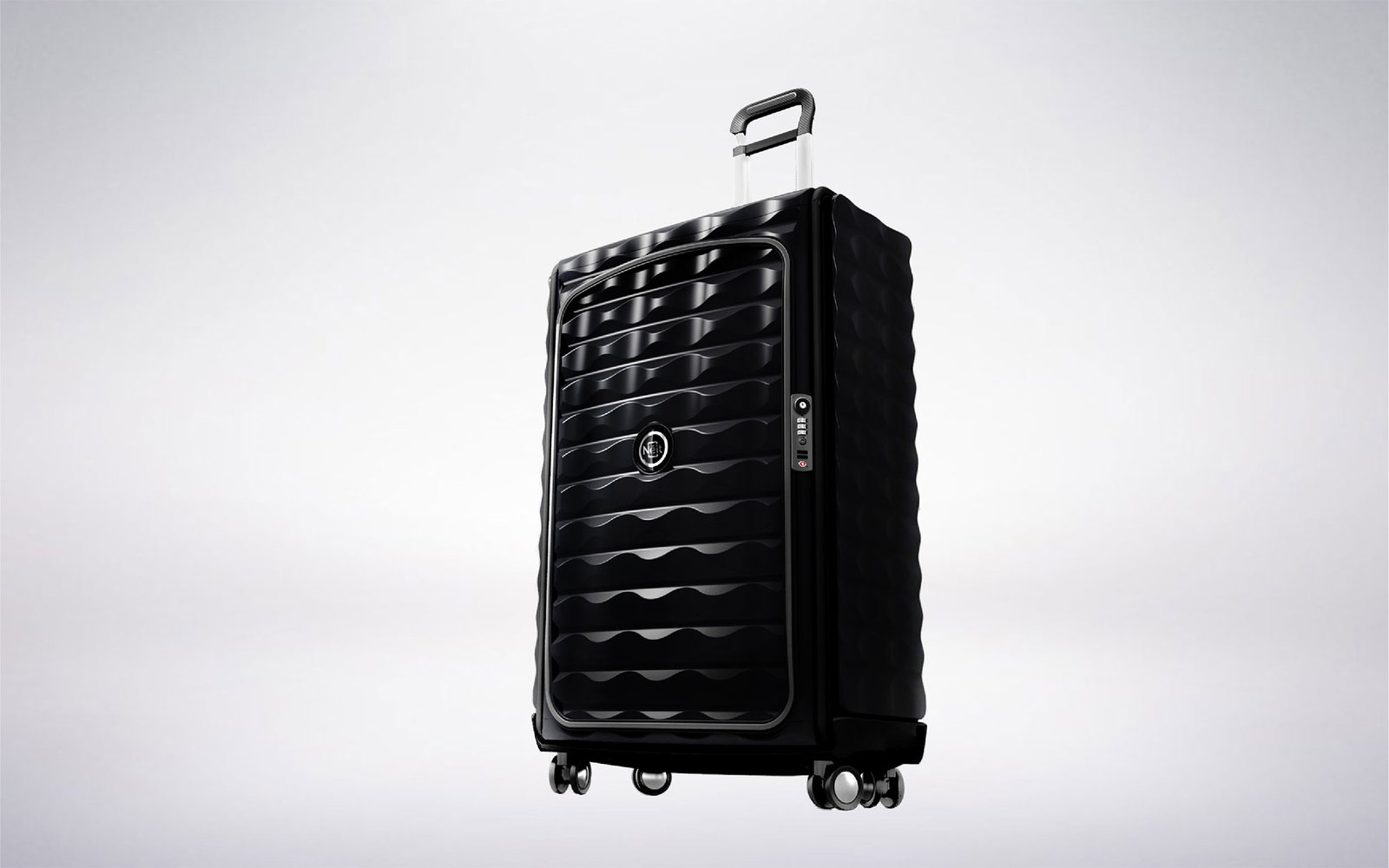New Suitcase Design Will Change The Way You Store Luggage