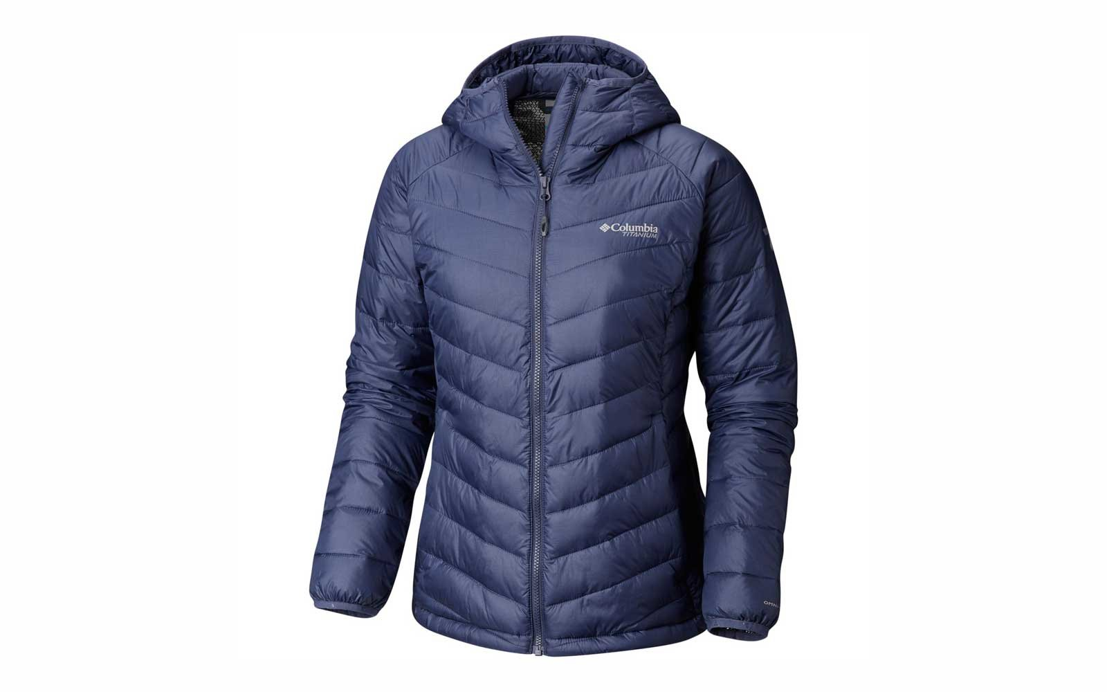 Columbia Women's Snow Country Hooded Jacket