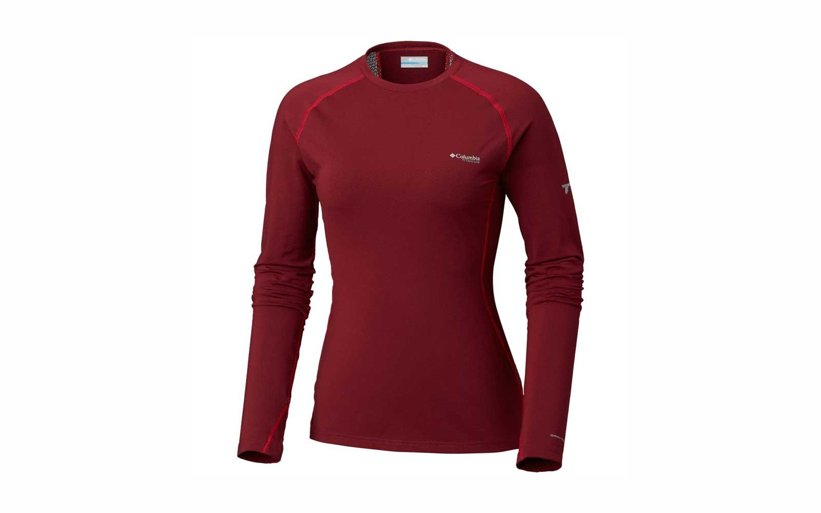 columbia thermal shirt