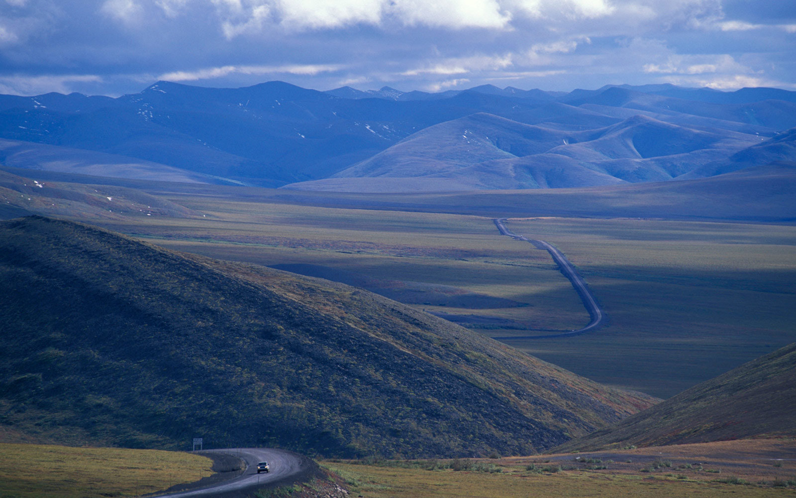 8. Continental Divide, Yukon Territory