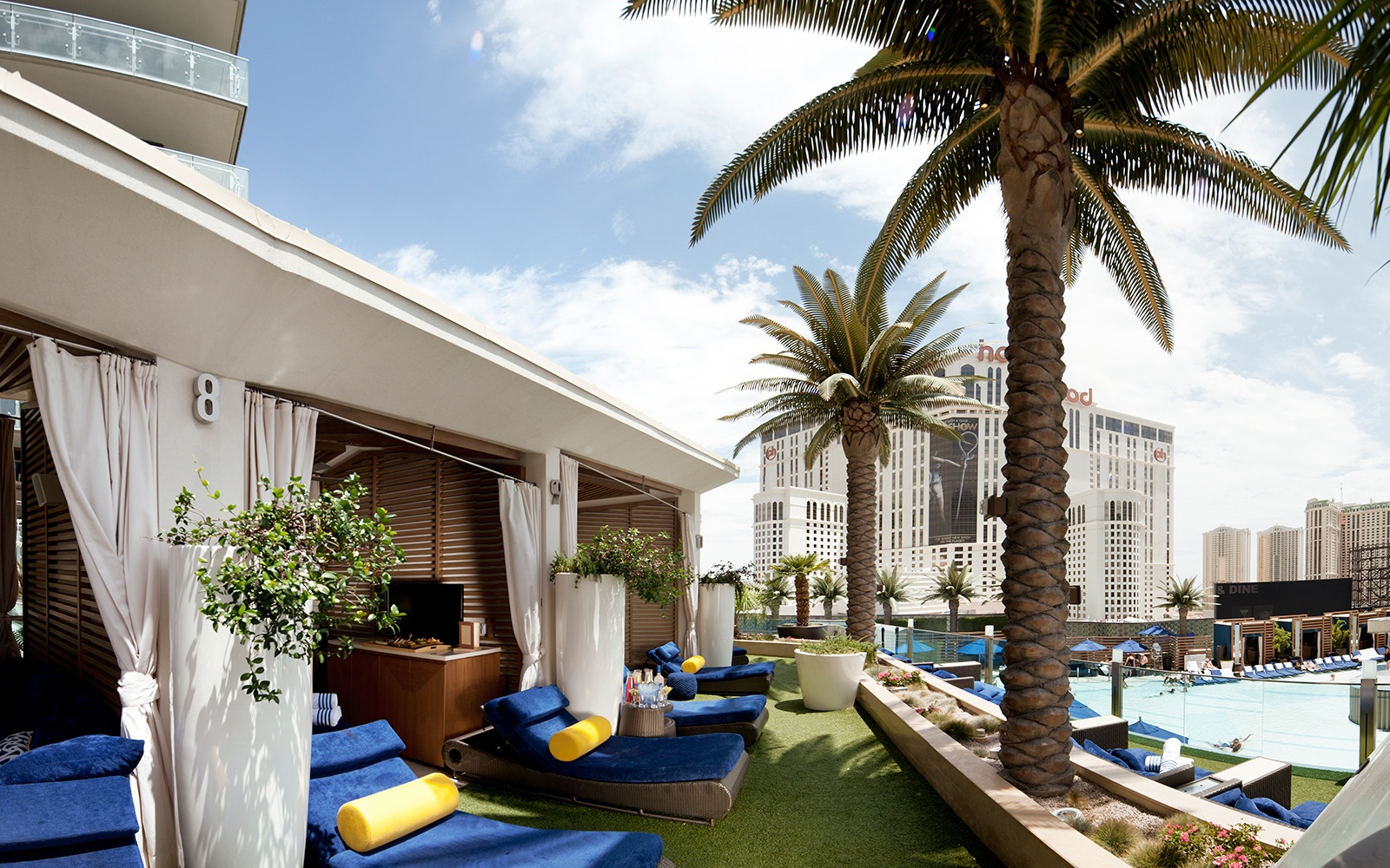 Vegas Best Pools From Dayclubs To Djs Travel Leisure