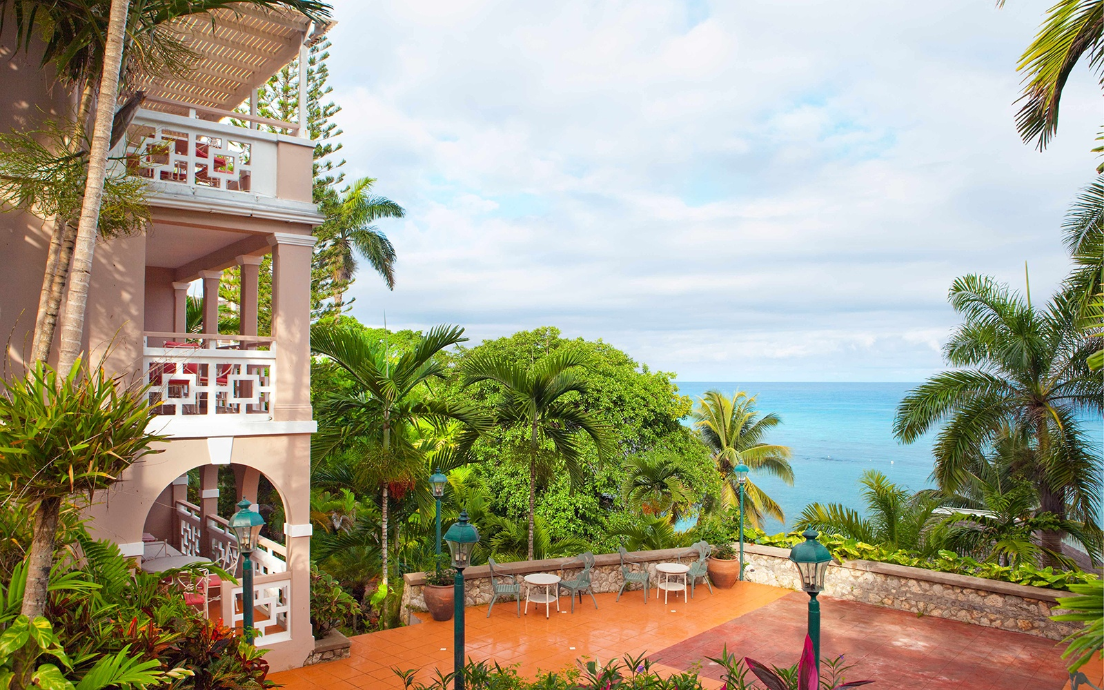 Couples Sans Souci caribbean resort in St. Mary, Jamaica