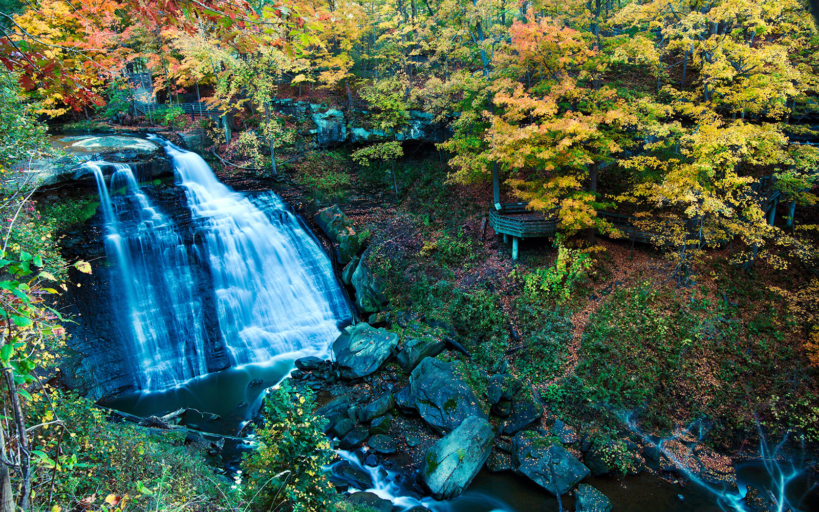 Cuyahoga Valley National Park in Peninsula, Ohio