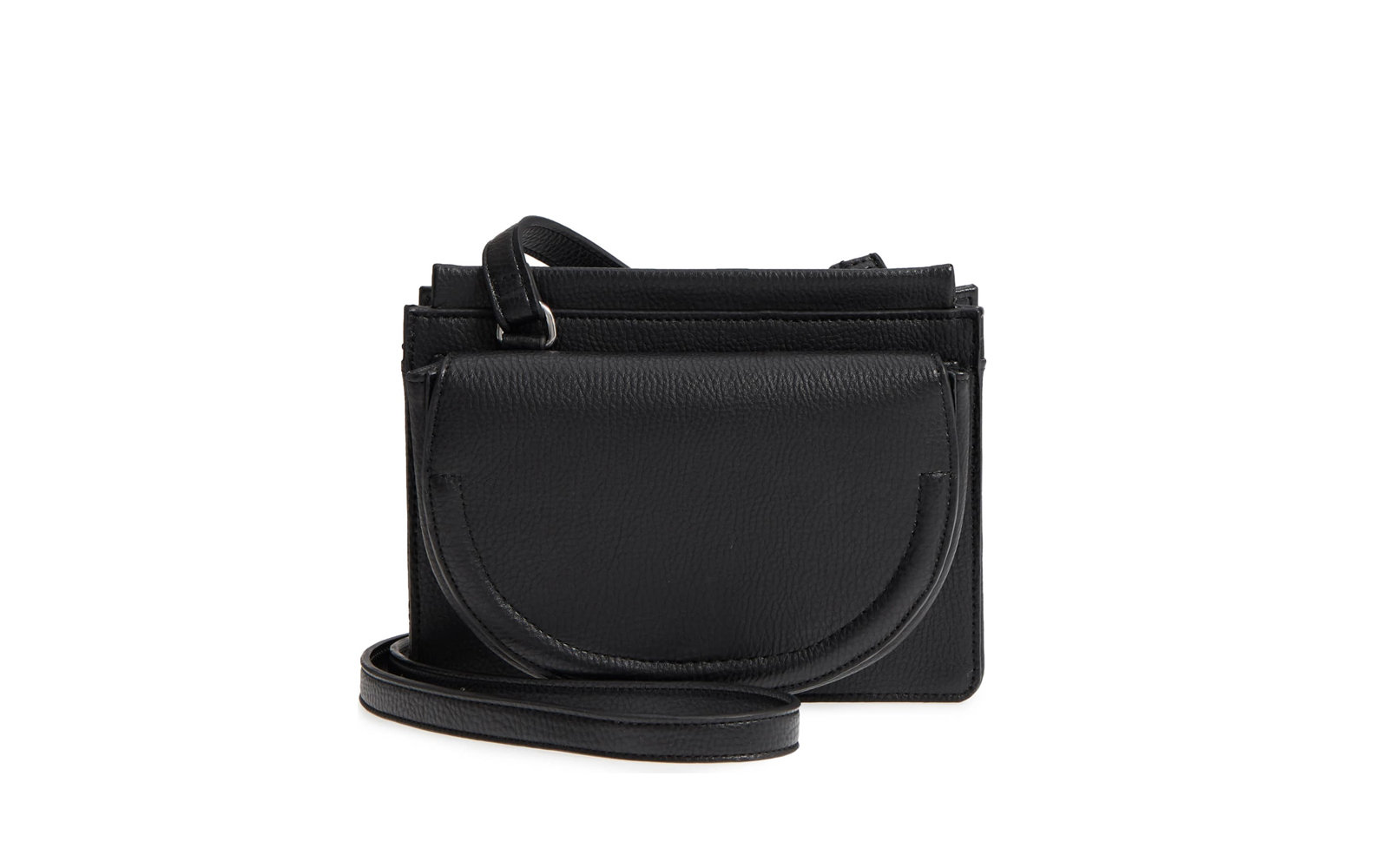 Danielle Nicole 'Jaxon' Faux Leather Crossbody Bag