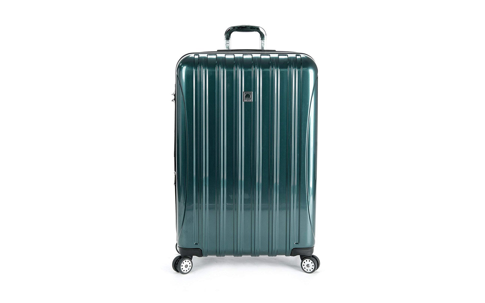 Delsey Helium Aeri Expandable Spinner Trolley Luggage