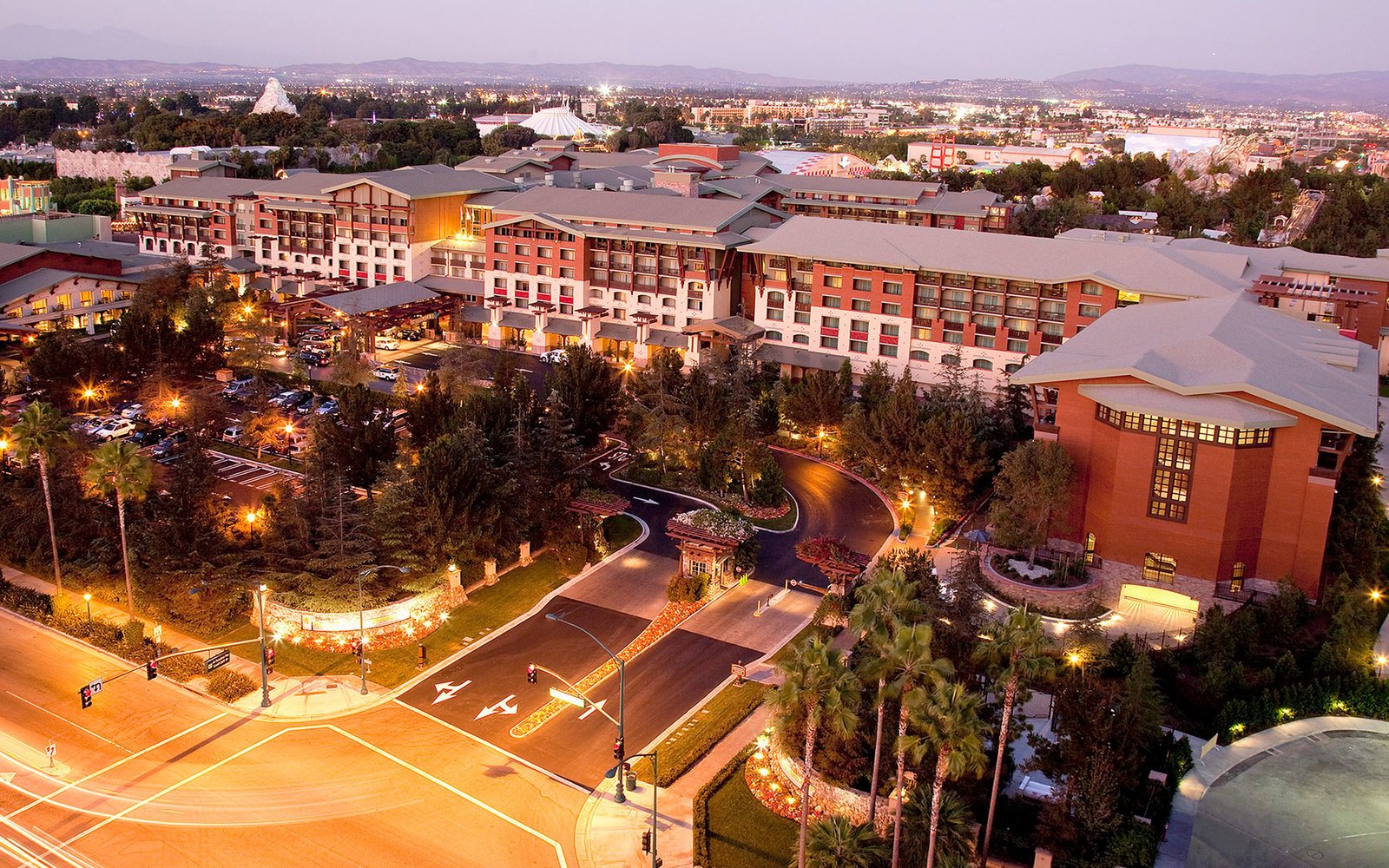No. 10: Disney's Grand Californian Hotel, Anaheim, California