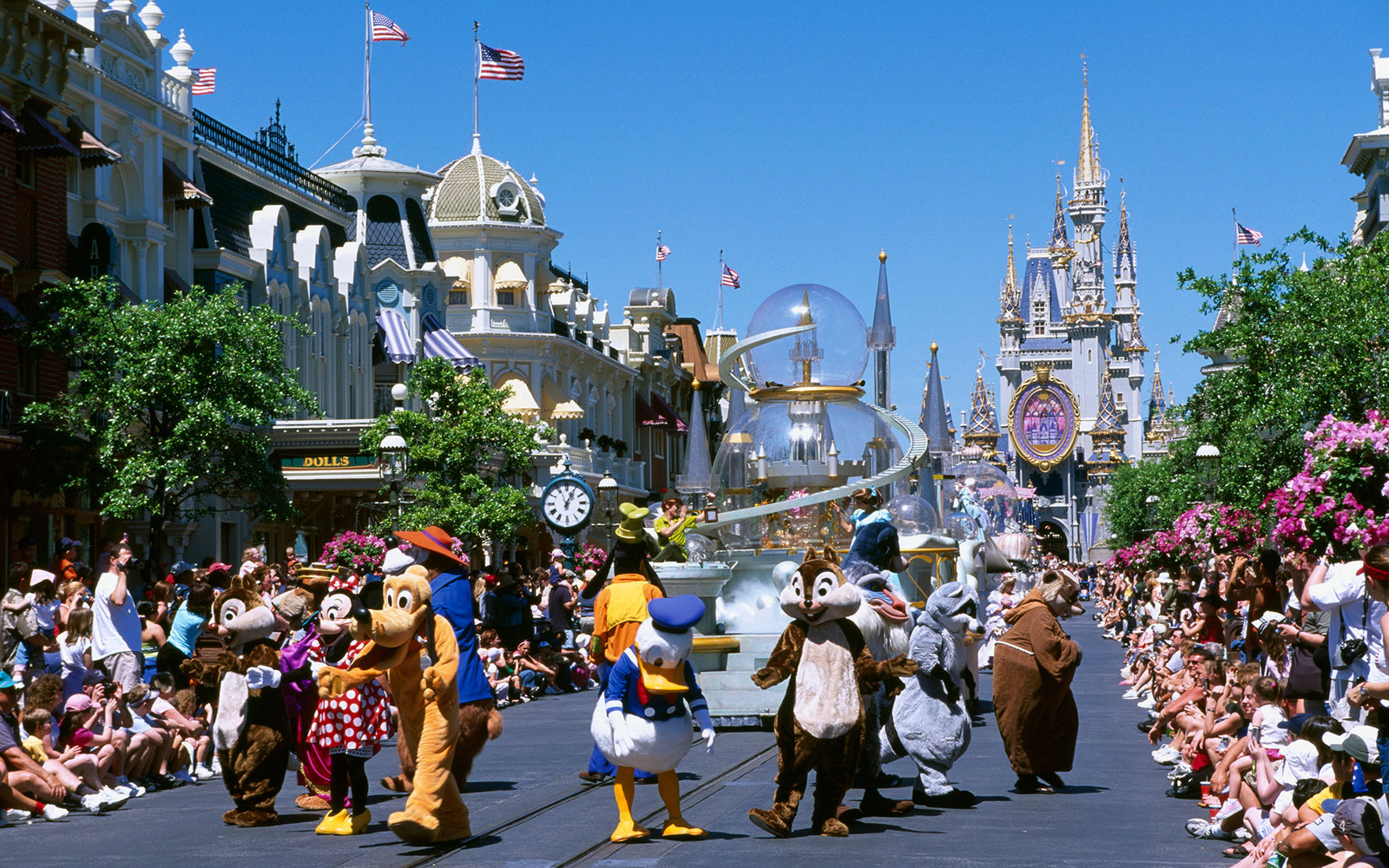 20 Walt Disney World Secrets You've Never, Ever Heard Before
