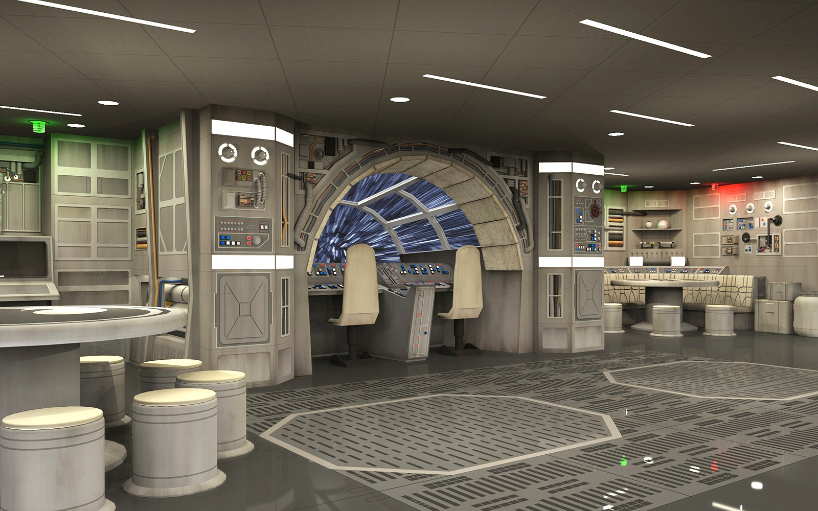 The Disney Dream Cruise Ship Will Soon Have A Star Wars Themed Room
