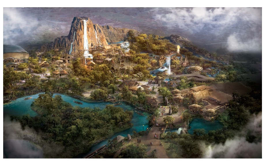 Here's a First Look at Disneyland in Shanghai