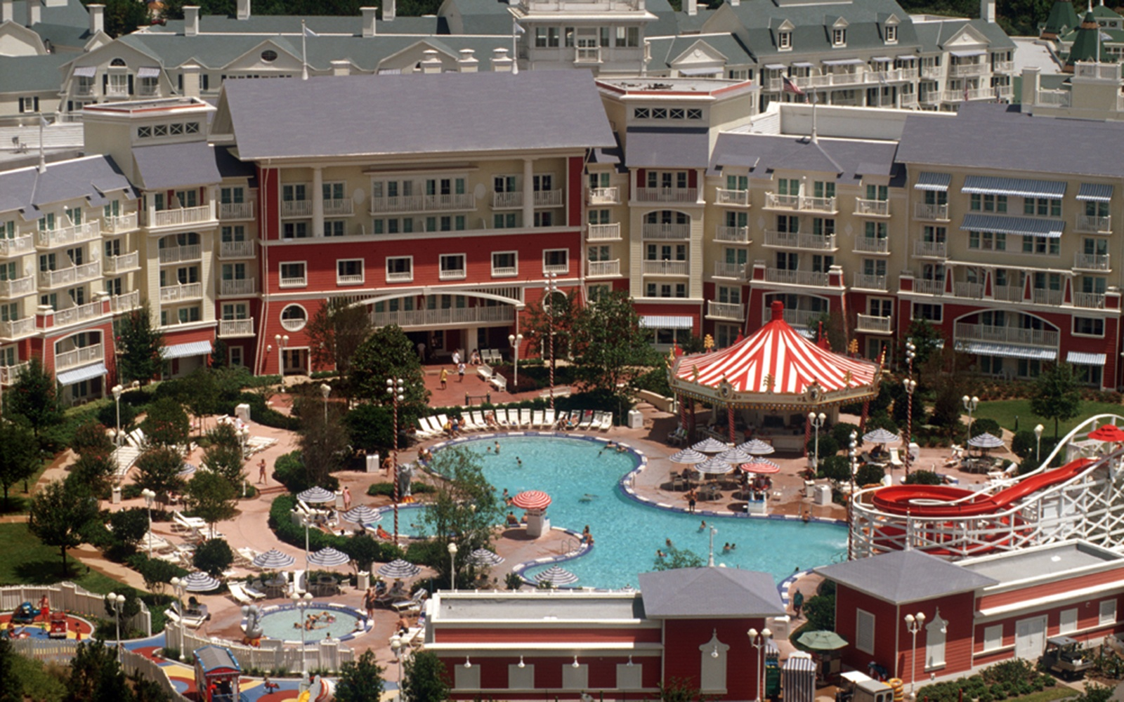No. 16 Disney's Boardwalk Inn and Villas, Lake Buena Vista, FL