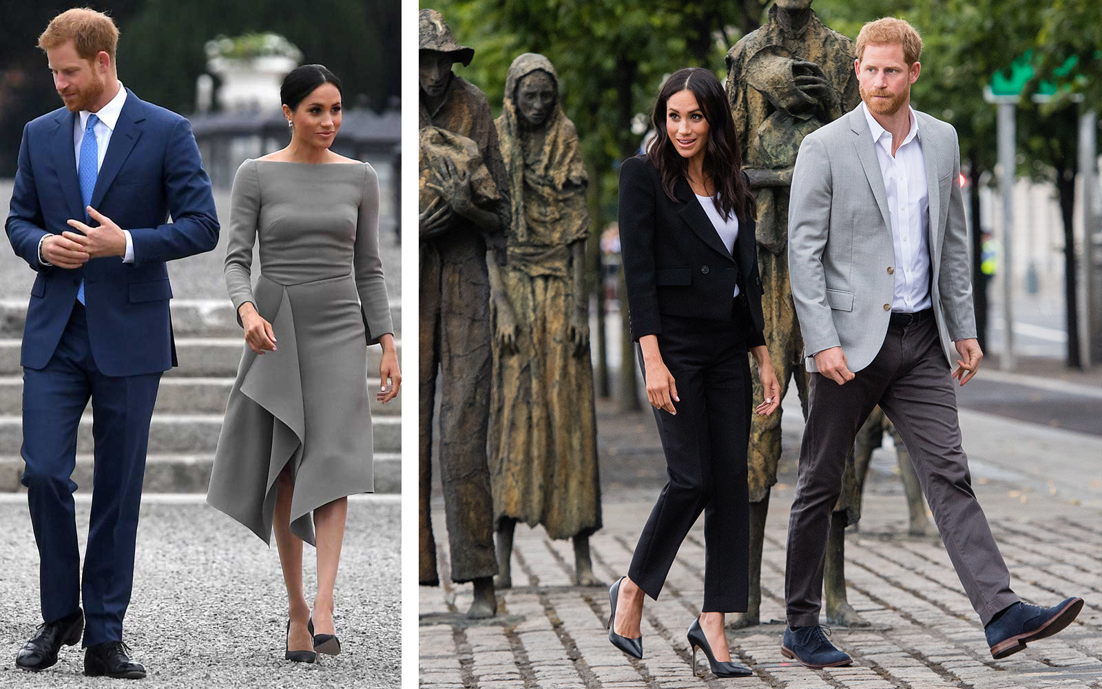 23ae02a0432 Duchess Meghan of Sussex and Prince Harry in Dublin