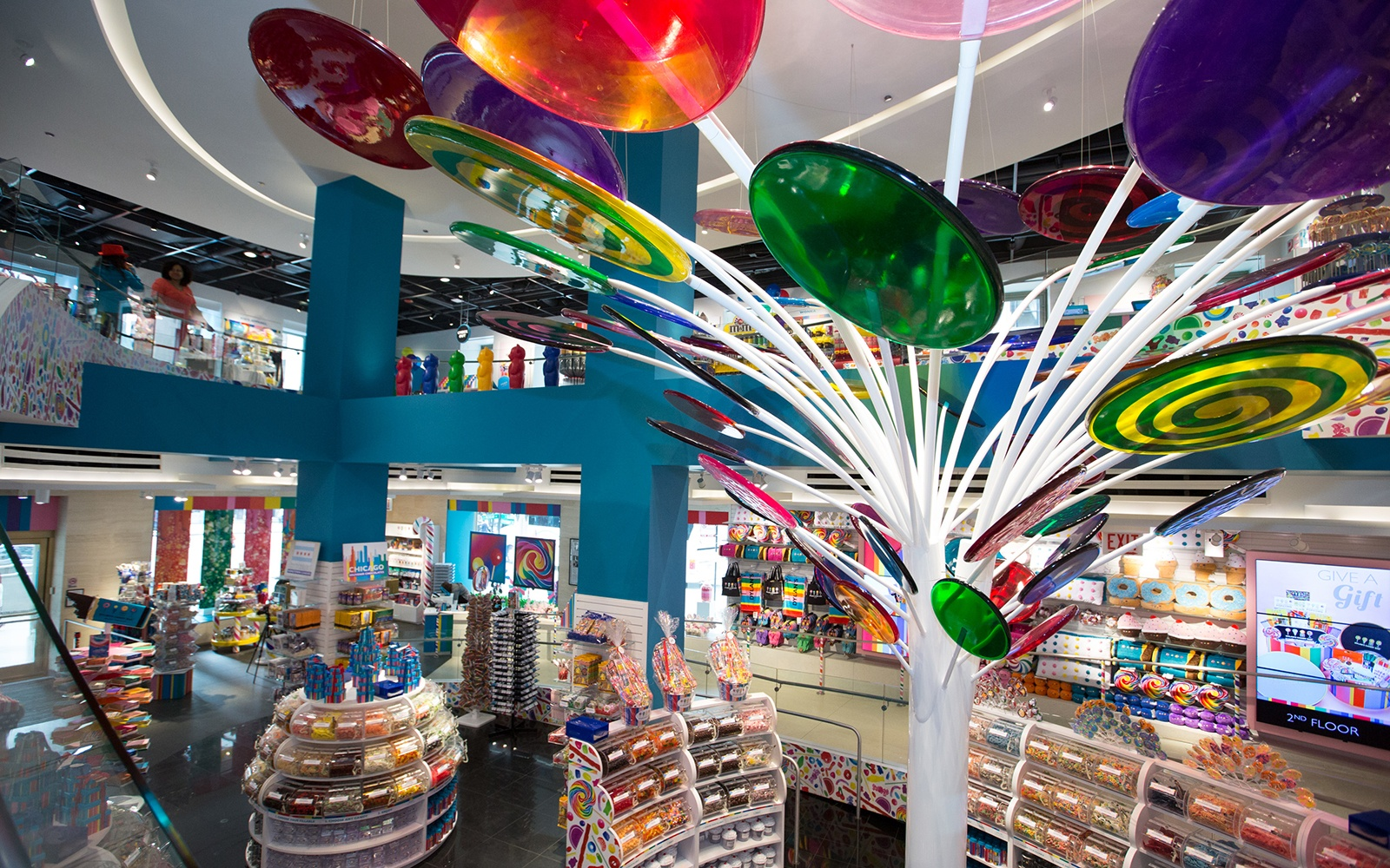 Dylan Lauren Opens New Dylan's Candy Bar in Chicago | Travel + Leisure