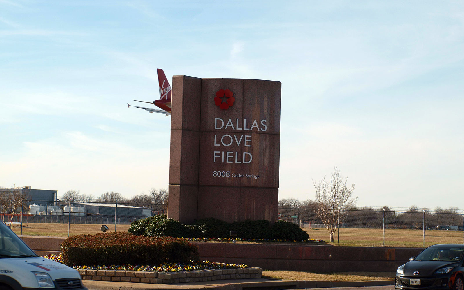 No. 3 Dallas Love Field (DAL) Dallas, TX