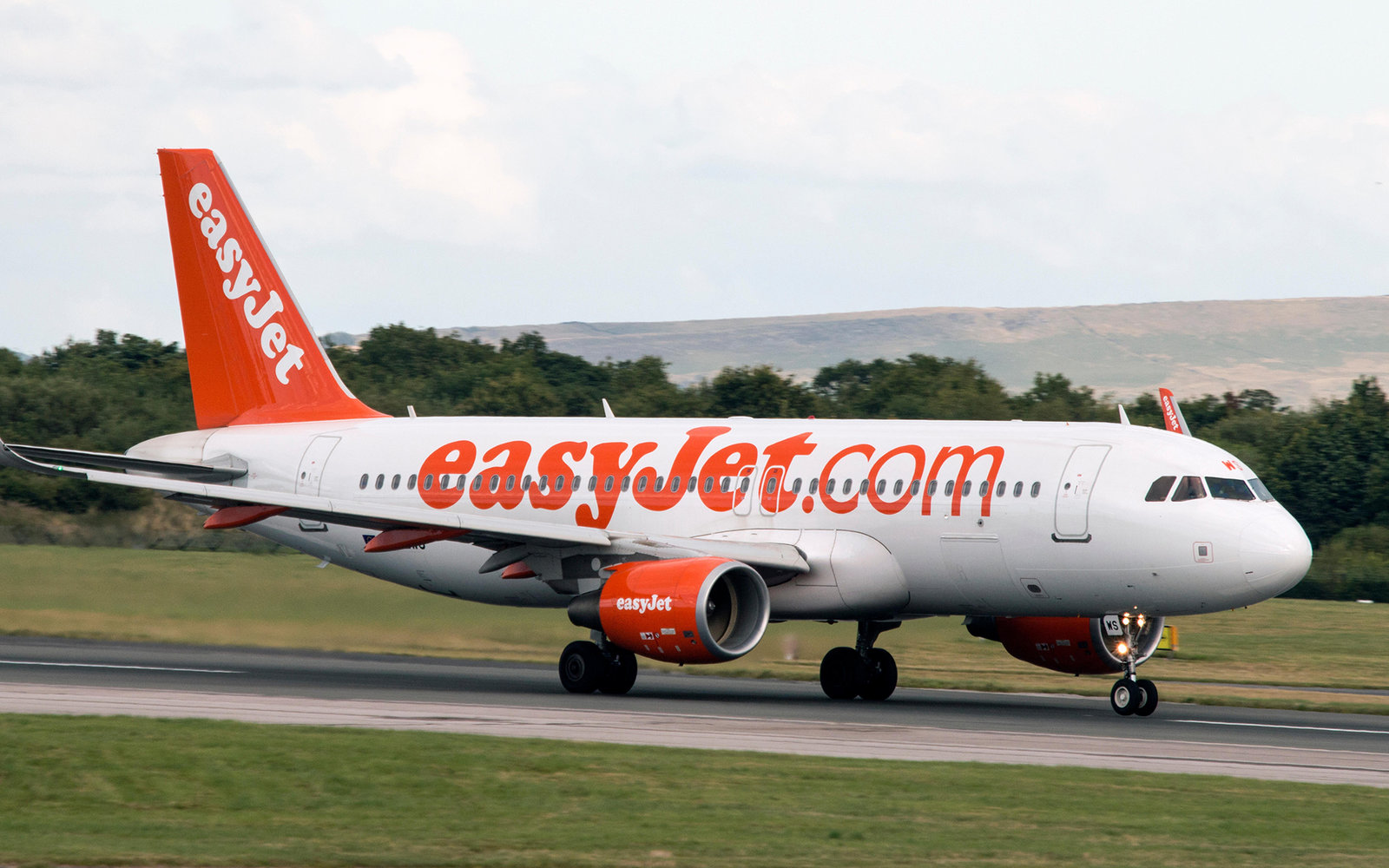 No. 3: easyJet, International