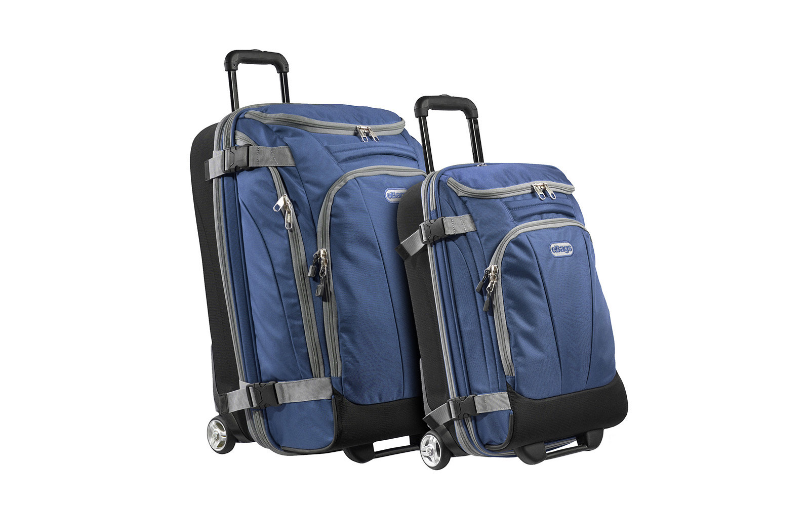 ebags 2-piece value luggage set