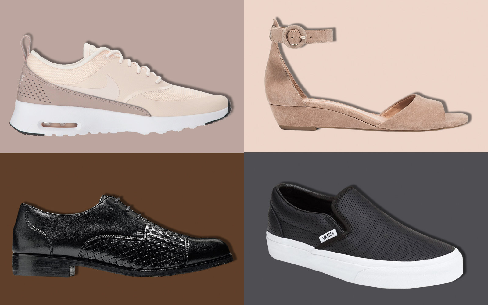 The 5 Shoes Styles Youll Wear Forever