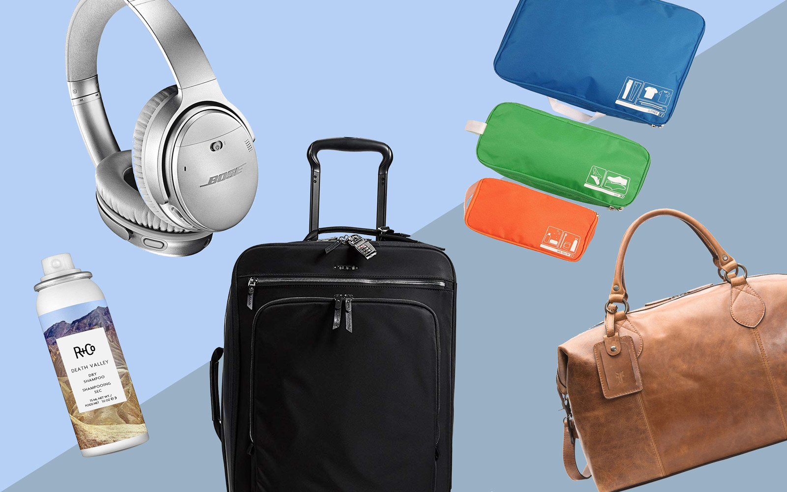 Watch The Coolest Summer Travel Accessories to Help You Hit the Road inStyle video