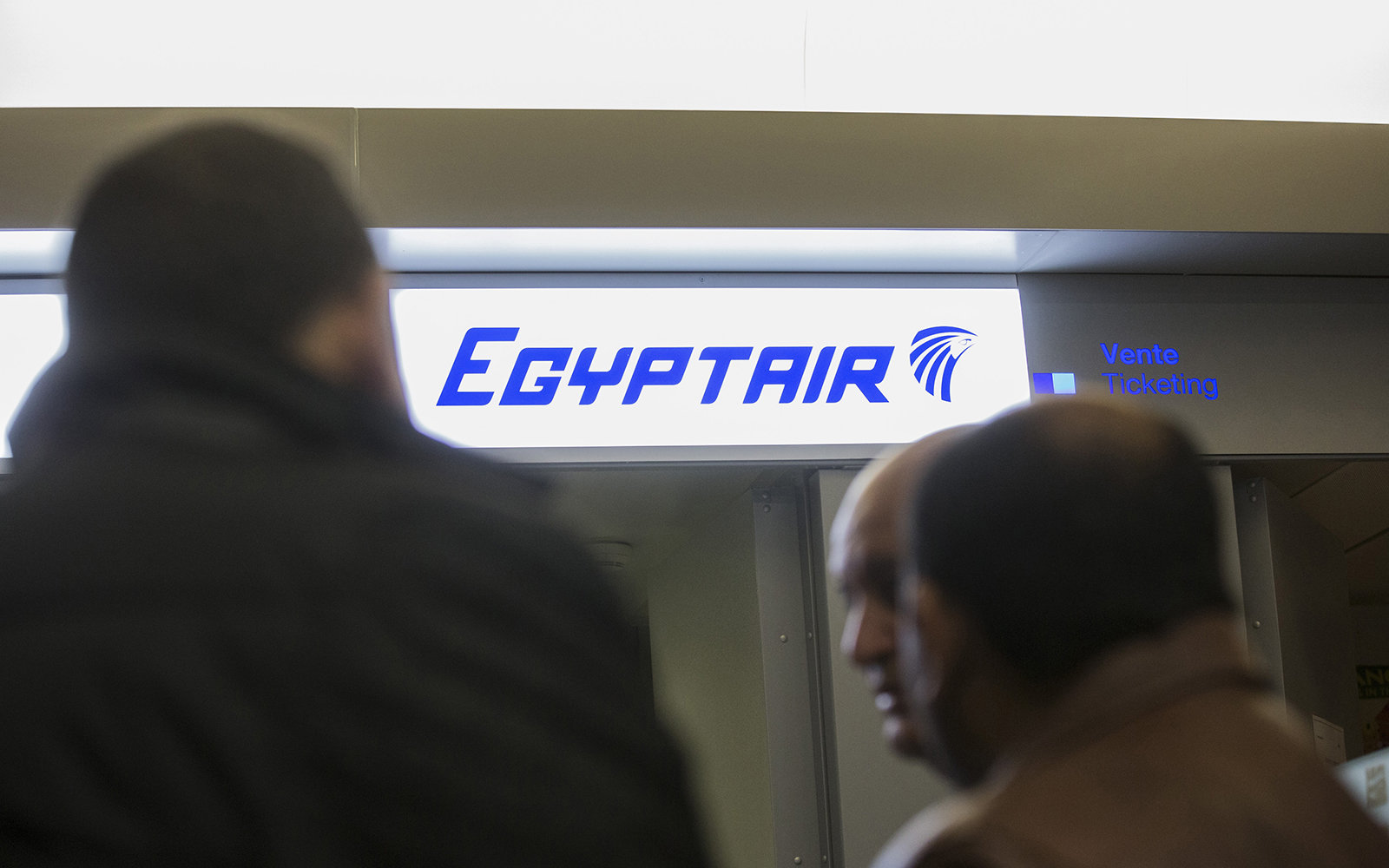 Egypt Air logo