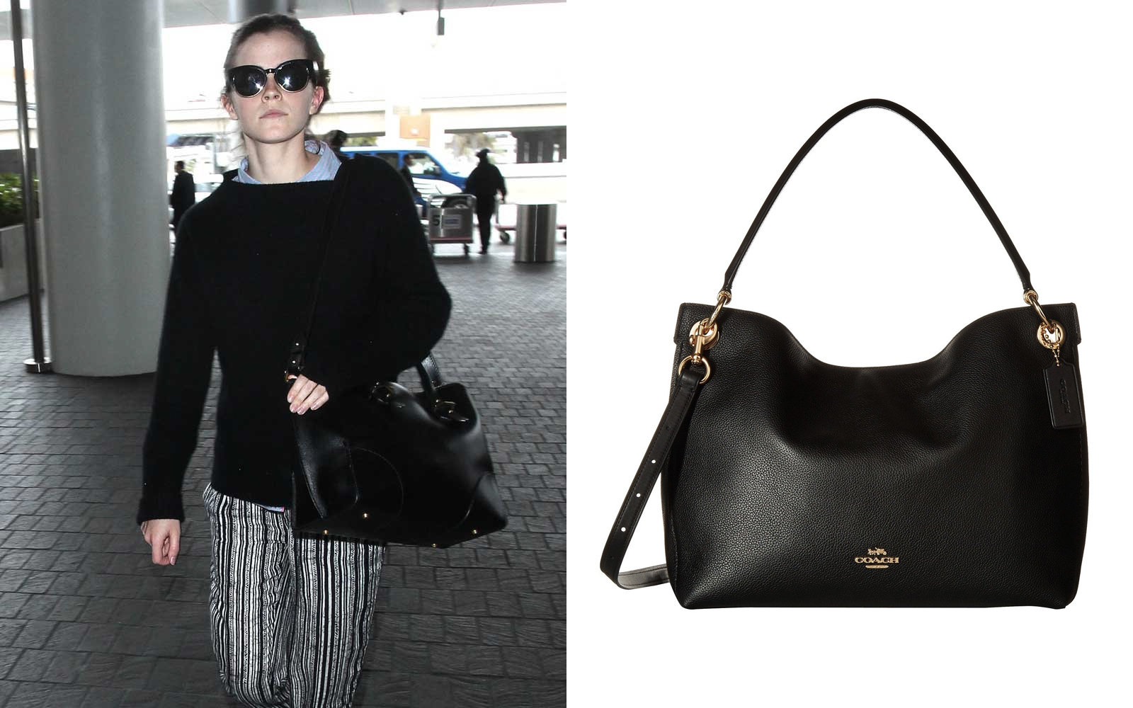 36c3e7415de2 Celebrities  Favorite Handbags to Travel With
