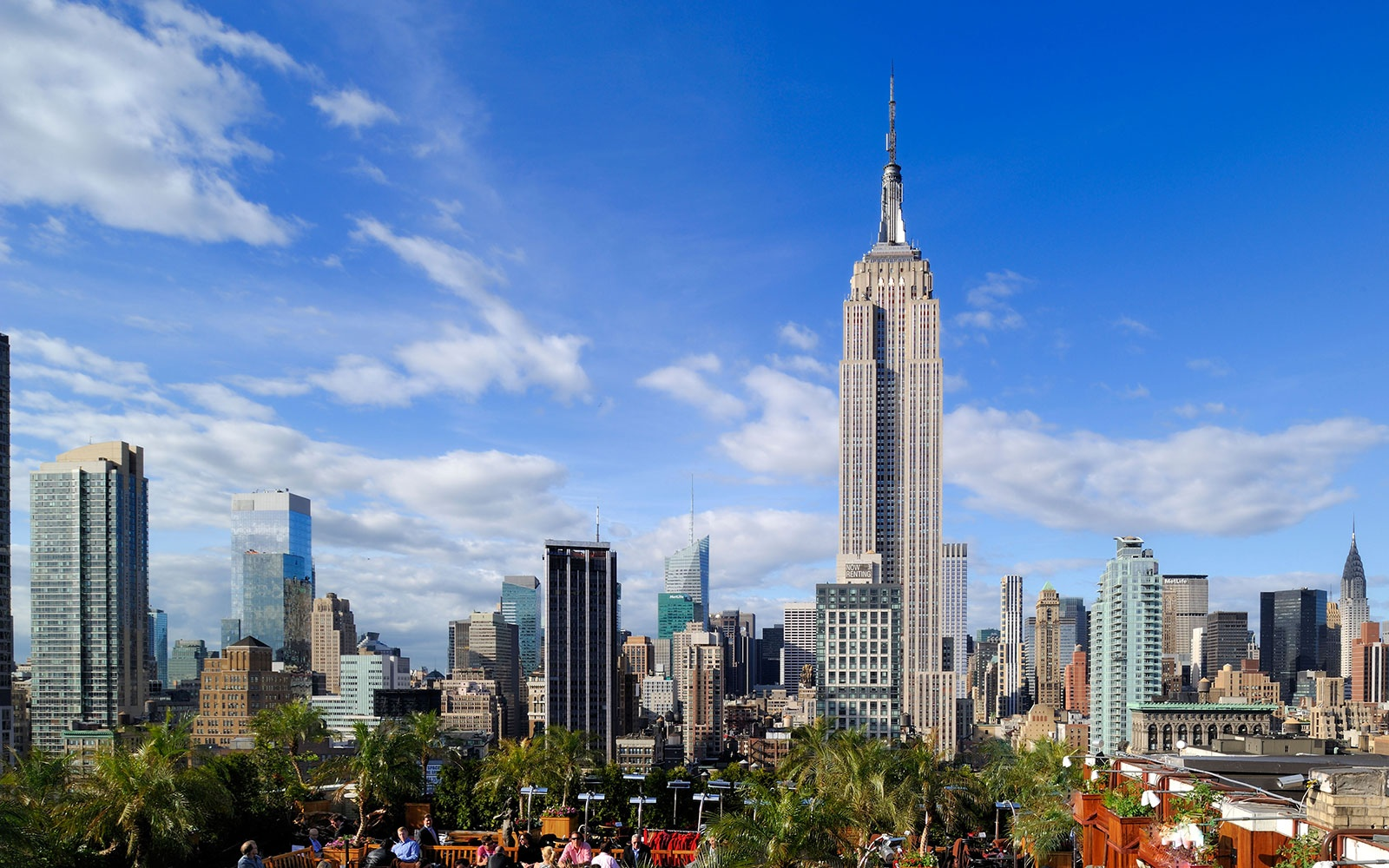 NYCs Top Tourist Attractions Travel Leisure - Nyc map empire state building