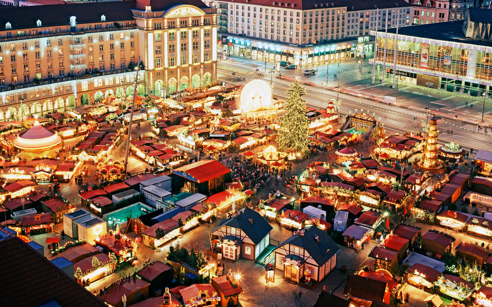 dresden christmas market - Worlds Largest Christmas Store