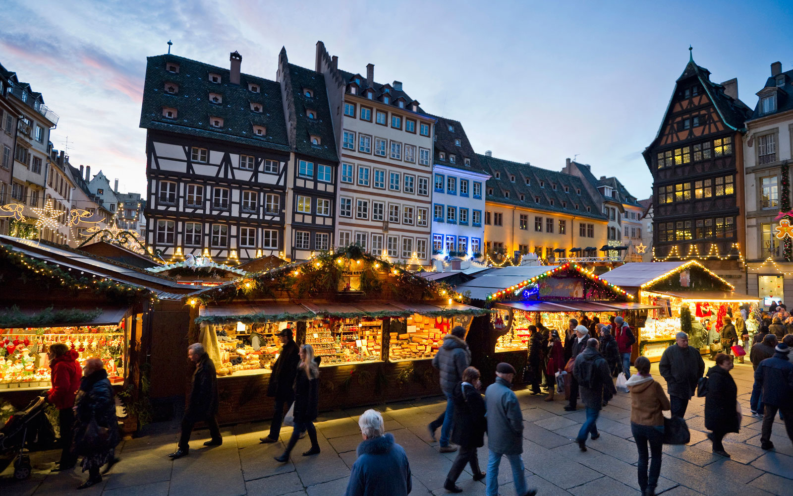 Best Travel Mugs >> The Best Christmas Markets in Europe | Travel + Leisure