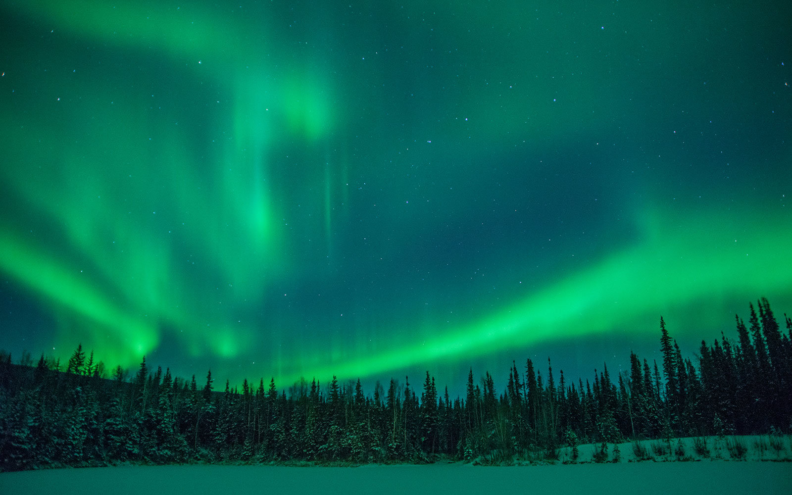 Best Time To See Northern Lights In Alaska 2020.Best Places To See The Northern Lights Travel Leisure