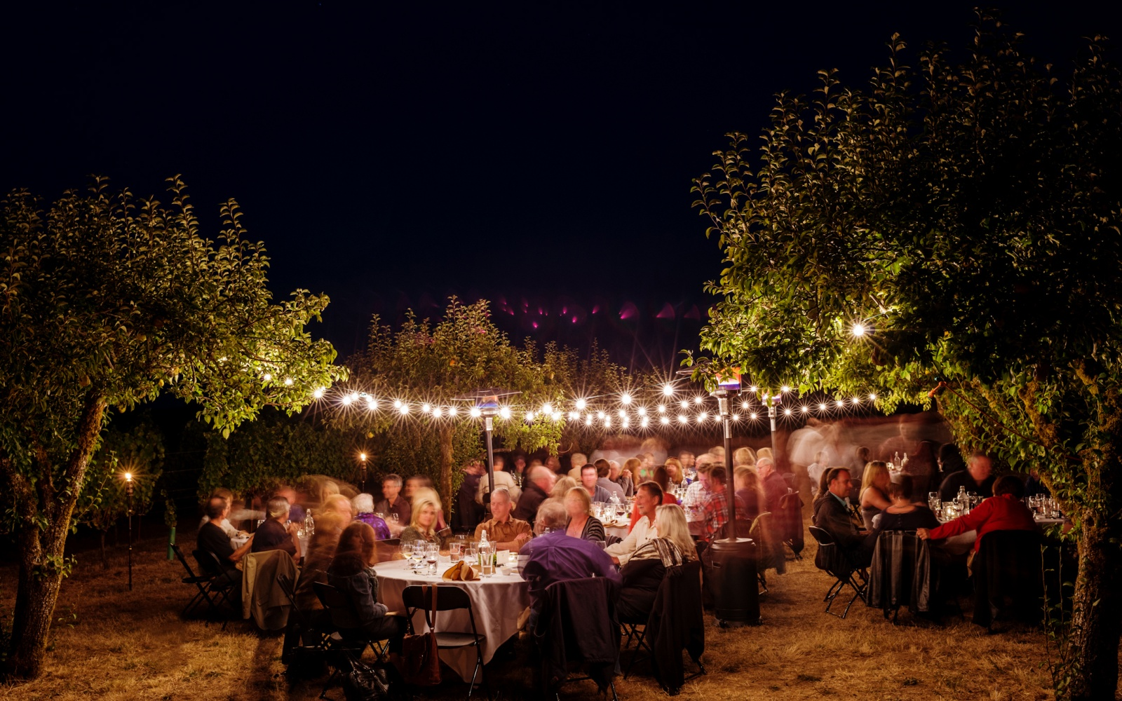 Portland S Best Summer Farm Dinners Travel Leisure