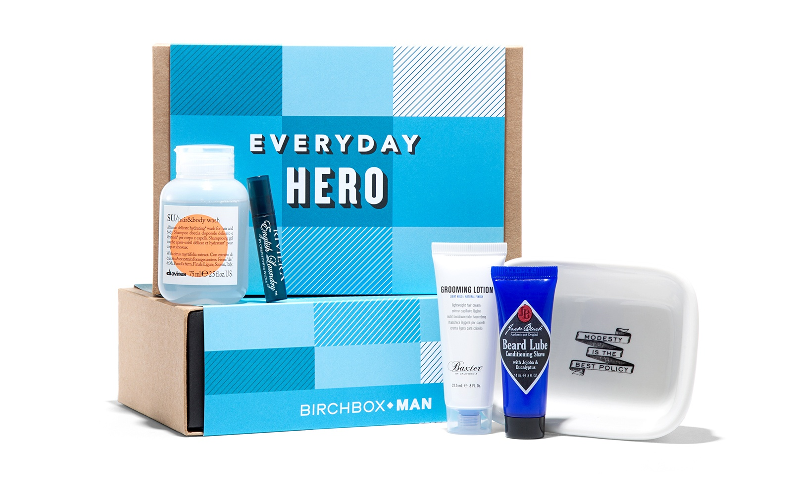 Birchbox Man Everday Hero Box
