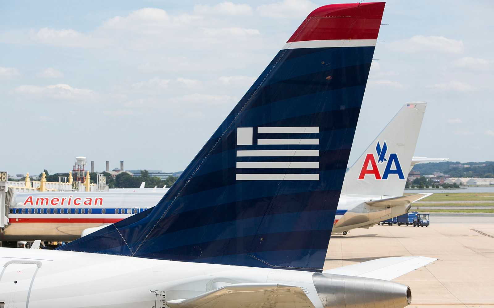 American Airlines US Airways merger