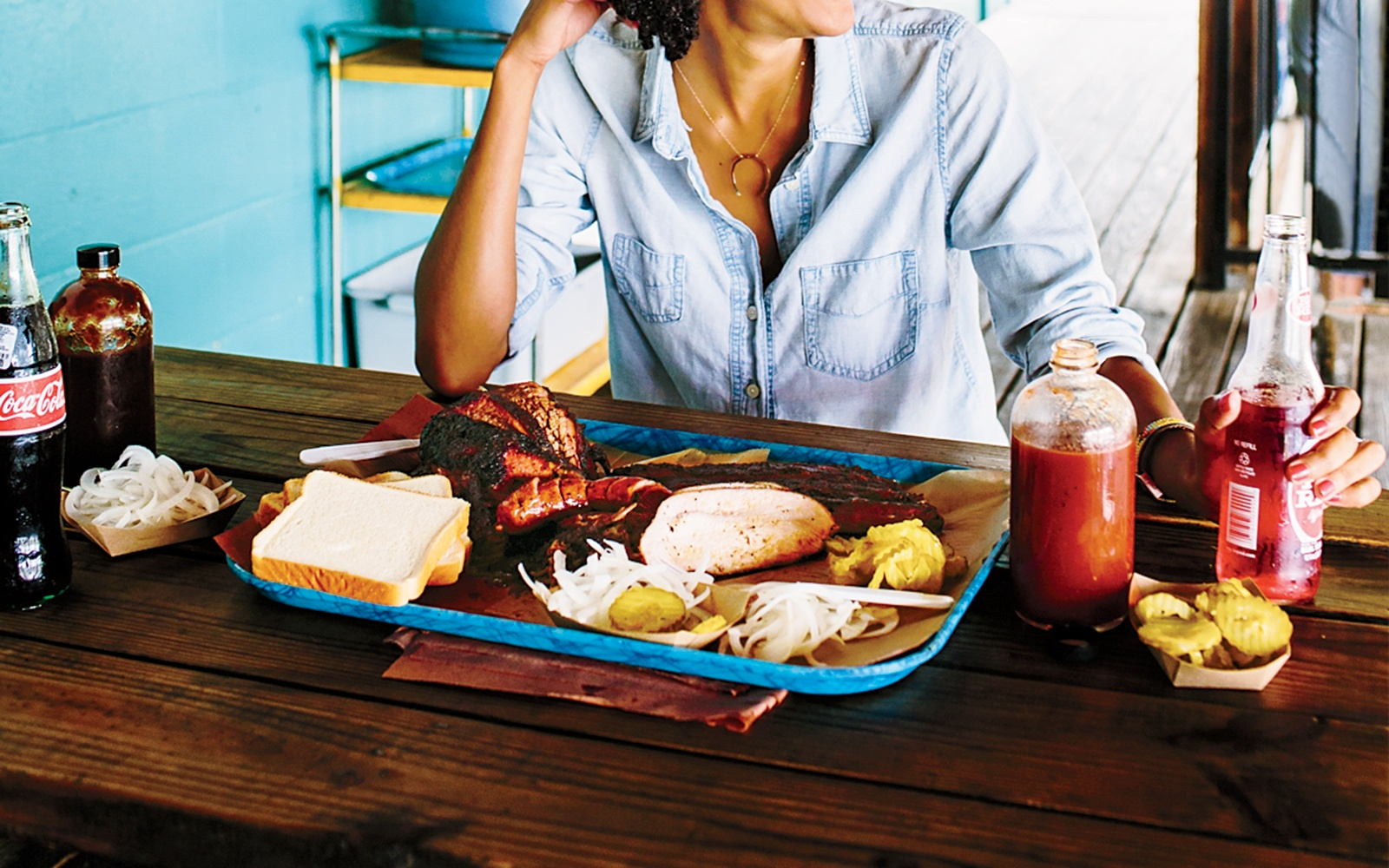 Franklin Barbecue in Austin, Texas