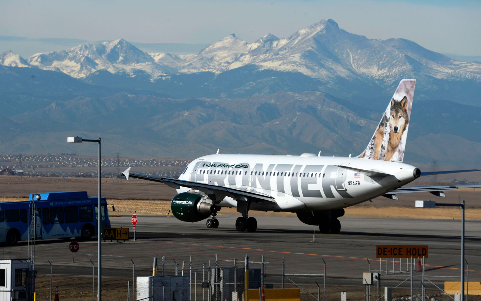 No. 5: Frontier Airlines, Domestic