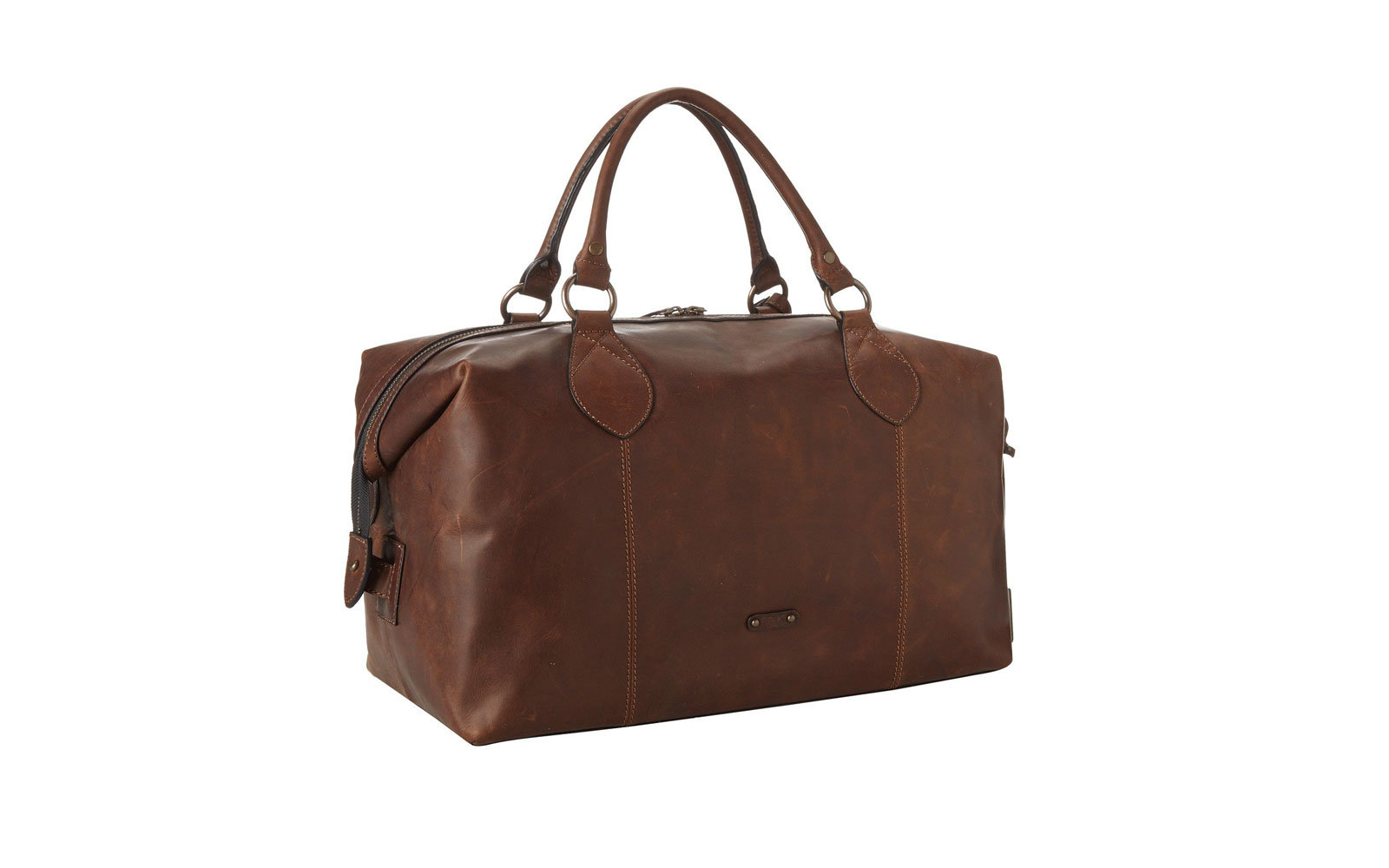 25b14d87f4b4 Frye Logan Leather Overnight Bag