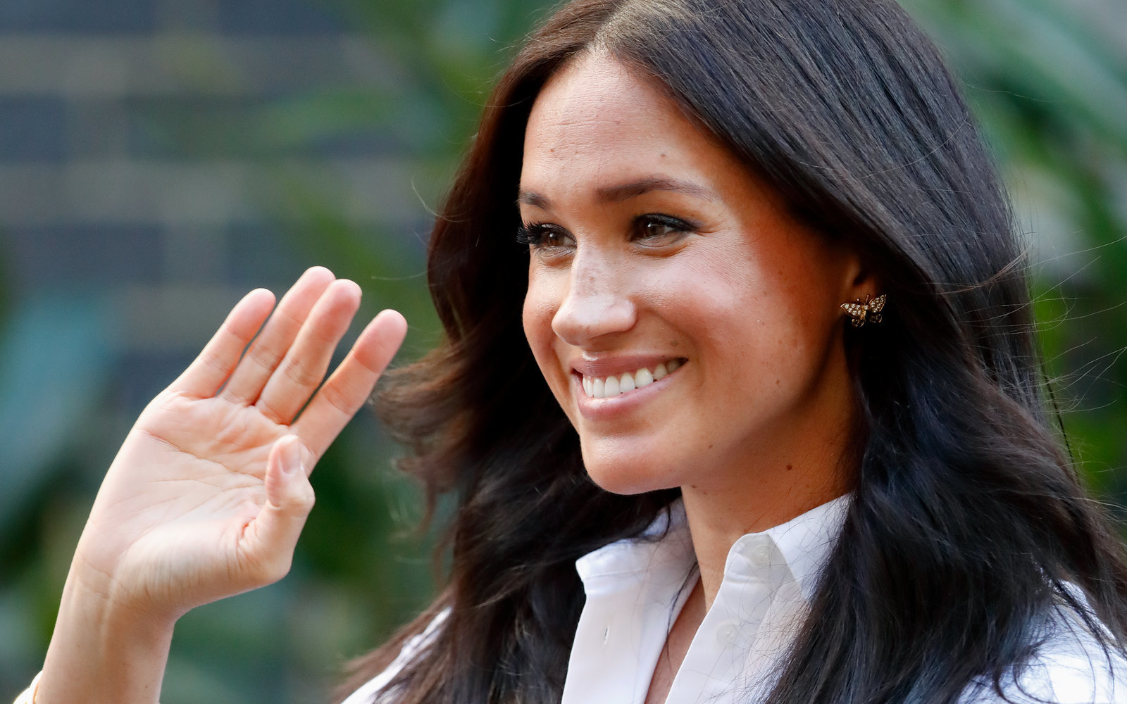 """The Palace just responded to the speculation that Meghan Markle is relaunching """"The Tig"""""""