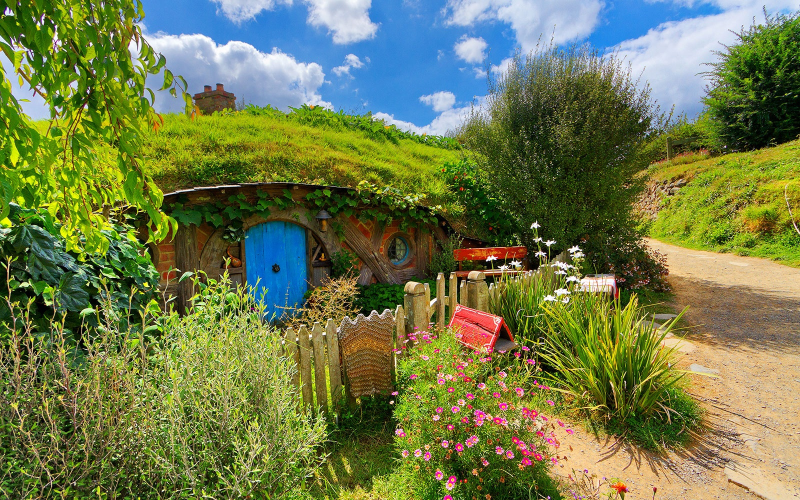 Tolkien Fans May Soon be Able to Go Camping in a Hobbit Home