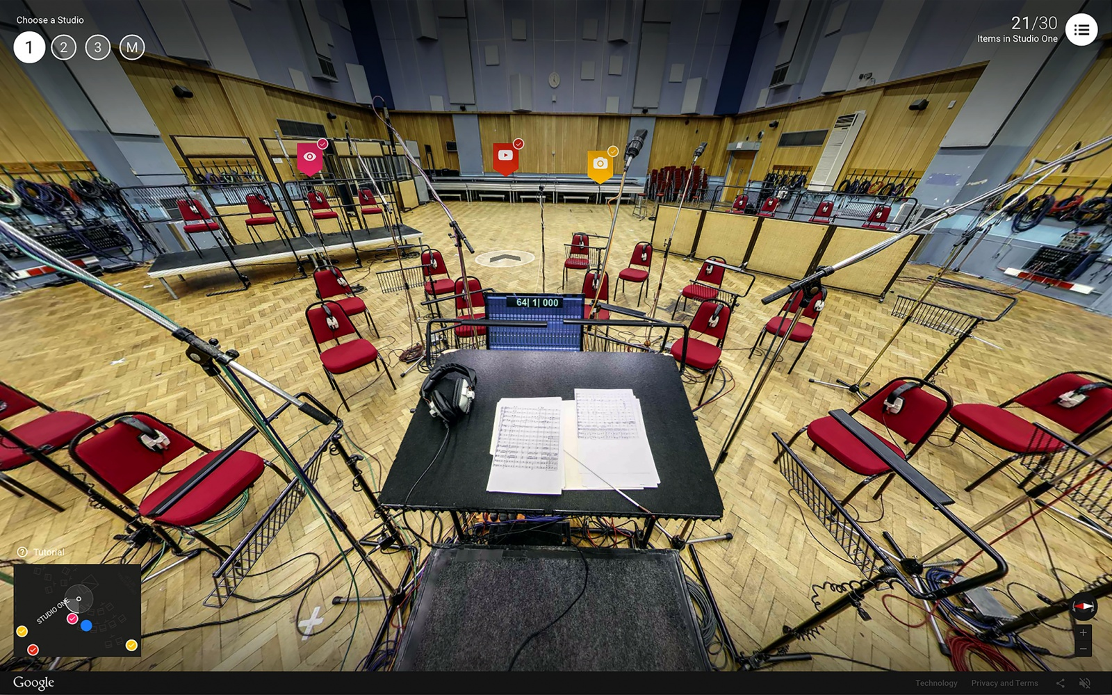 Google Inside Abbey Road