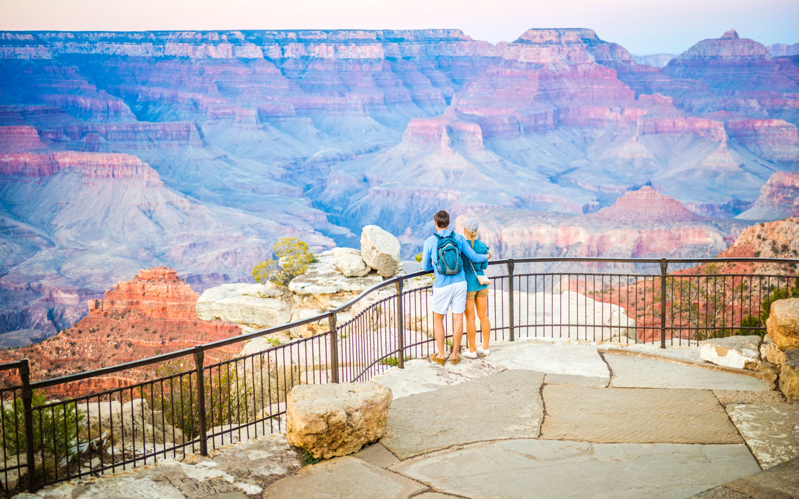 Studies Reveal Health Benefits of Vacations and Parks