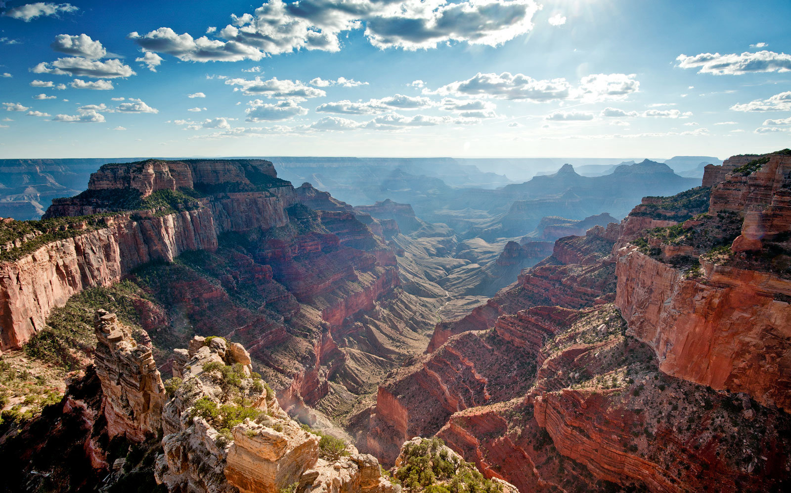 Grand Canyon National Park's North Rim.