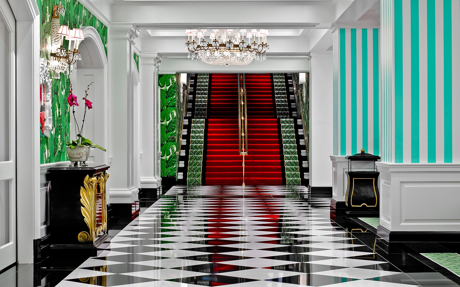 West Virginia: The Greenbrier