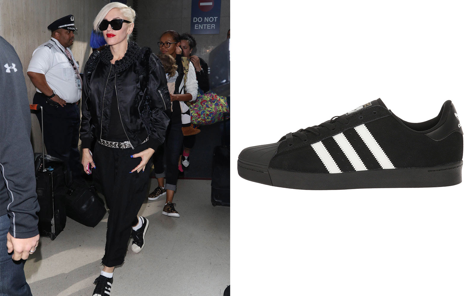 9899bc41bd5 The Stylish Comfy Shoes That Celebrities Wear for Traveling | Travel ...