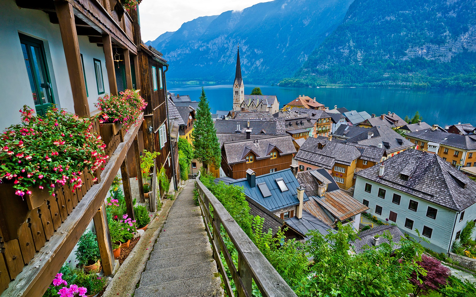 22 Beautiful European Villages Straight Out Of A Fairy: best villages in america