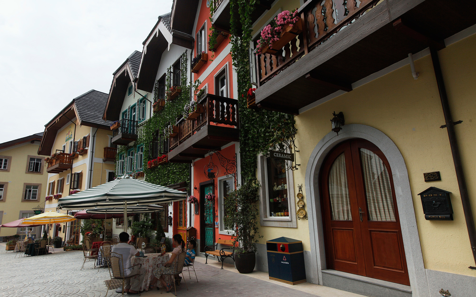 Hallstatt China